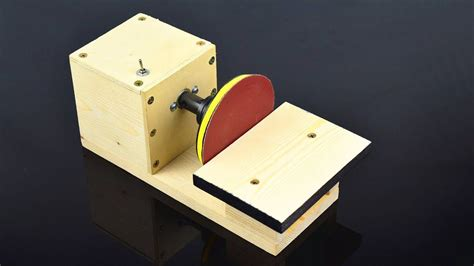 How To Make A Awesome Disc Sander
