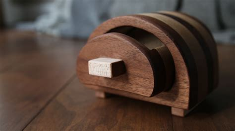 How To Make A Bandsaw Card Holder