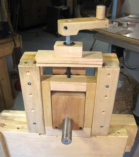 How To Make A Bandsaw Tensioner