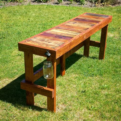 How To Make A Bar Table Out Of Wood