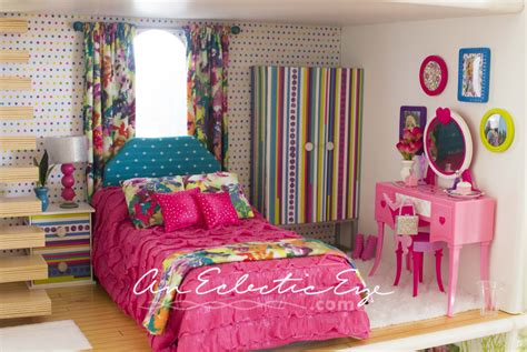 How To Make A Barbie Doll Bedroom