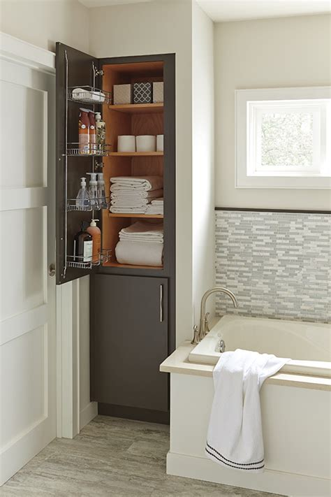 How To Make A Bathroom Cabinet Closet