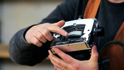 How To Make A Biscuit Jointer