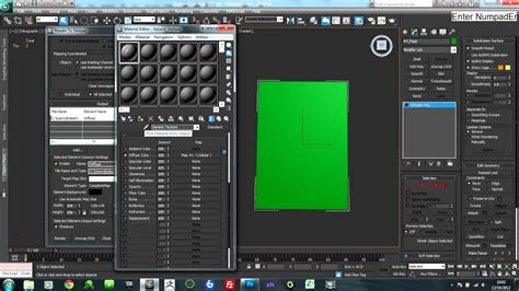 How To Make A Box Frame In 3dsmax