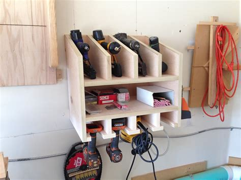 How To Make A Brad Nail Gun Holder