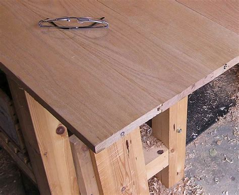 How To Make A Breadboard End Construction