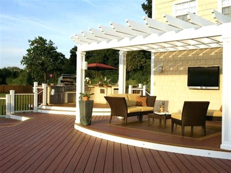 How To Make A Cheap Deck Rain Canopy