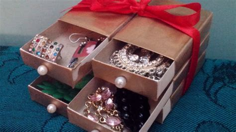How To Make A Chest Of Drawers From Matchbox