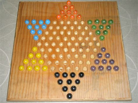 How To Make A Chinese Checker Board With Wood