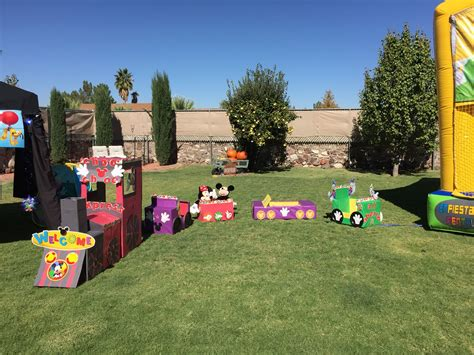 How To Make A Choo Choo Train Out Of Boxes