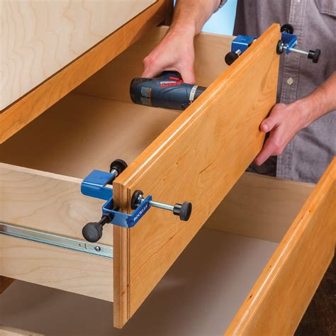 How To Make A Clamp For Drawer