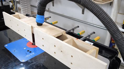 How To Make A Clamp On Router Fence