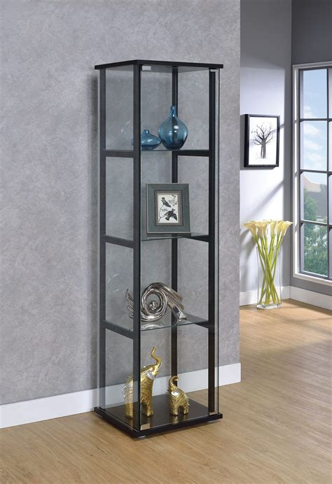 How To Make A Curio Cabinet With Glass Doors