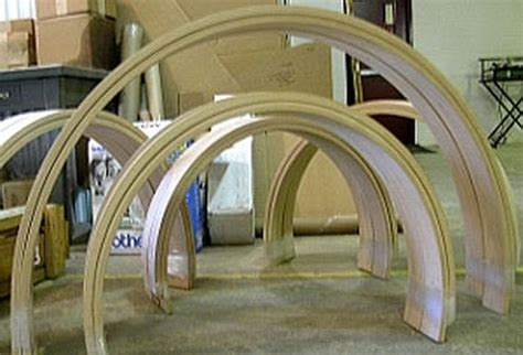 How To Make A Curved Wood Arch