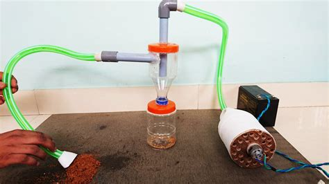 How To Make A Cyclone Dust Collector