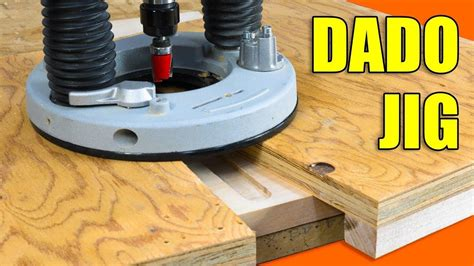 How To Make A Dado Jig Youtube
