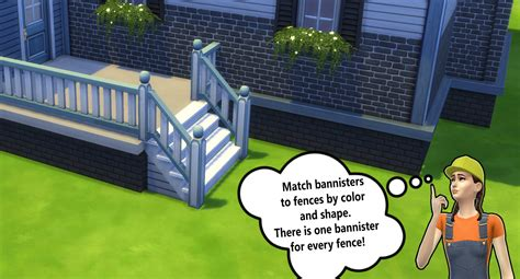 How To Make A Deck Sims 4