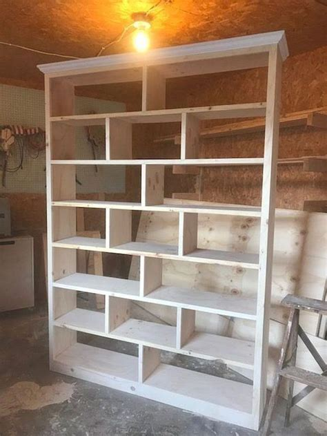 How To Make A Diy Bookshelf