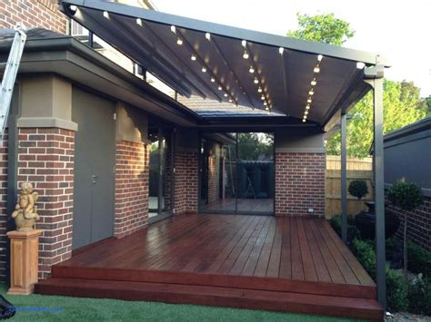 How To Make A Diy Deck Awning
