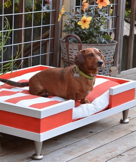 How To Make A Diy Dog Bed