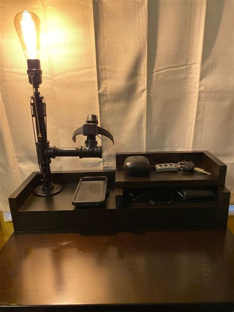 How To Make A Diy Nightstand Organizer