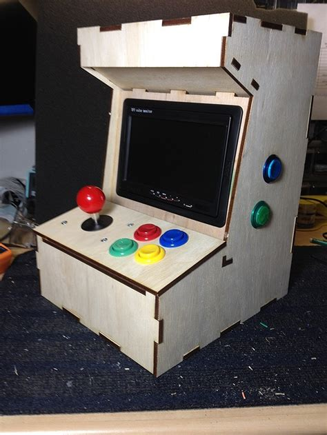 How To Make A Diy Raspberry Pi Arcade Cabinet