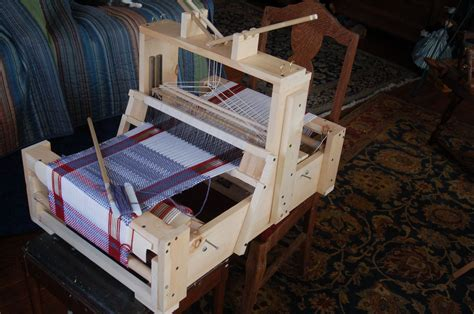 How To Make A Diy Table Loom
