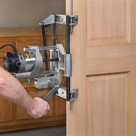 How To Make A Door Mortise Jig