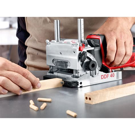 How To Make A Dowel Jointer