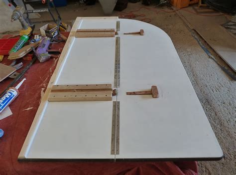 How To Make A Drop Leaf Table Supports