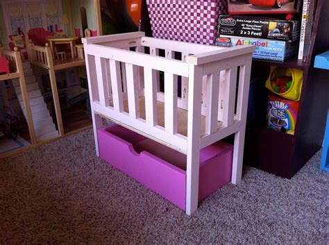 How To Make A Easy Diy Doll Cradle