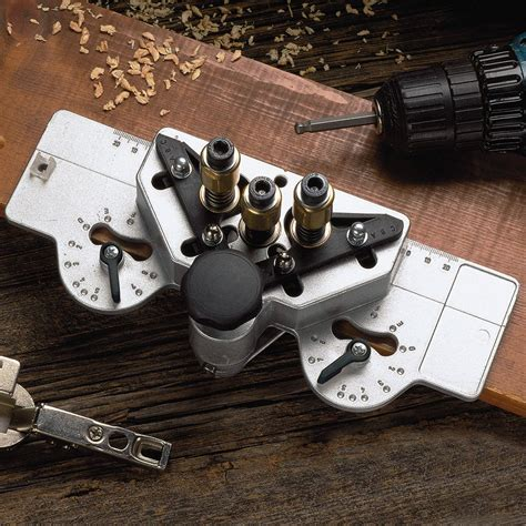 How To Make A European Hinge Jig