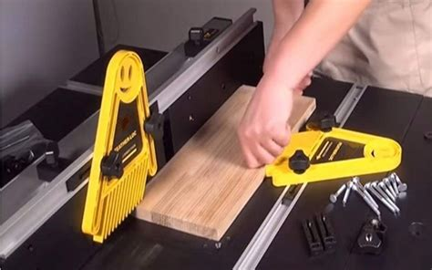How To Make A Feather Board For A Table Saw