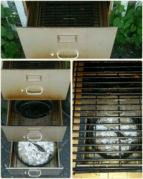 How To Make A Filing Cabinet Smoker Plans On Msn