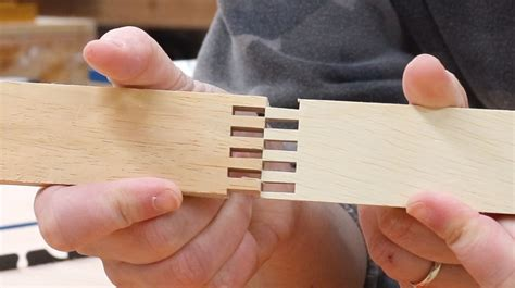How To Make A Finger Joint Box Video