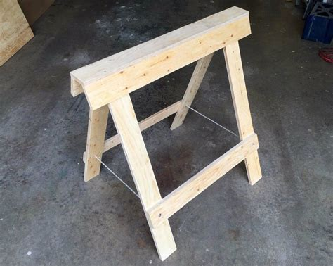 How To Make A Folding Sawhorse Reviews Of The Last Jedi