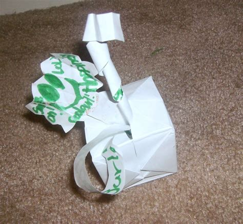 How To Make A Fortune Teller Box
