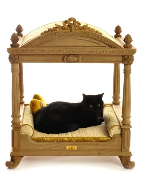 How To Make A Four Poster Dog Bed