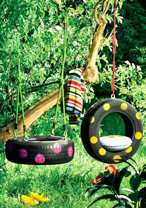 How To Make A Frame For A Tire Swing