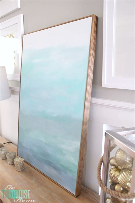 How To Make A Frame For Painting
