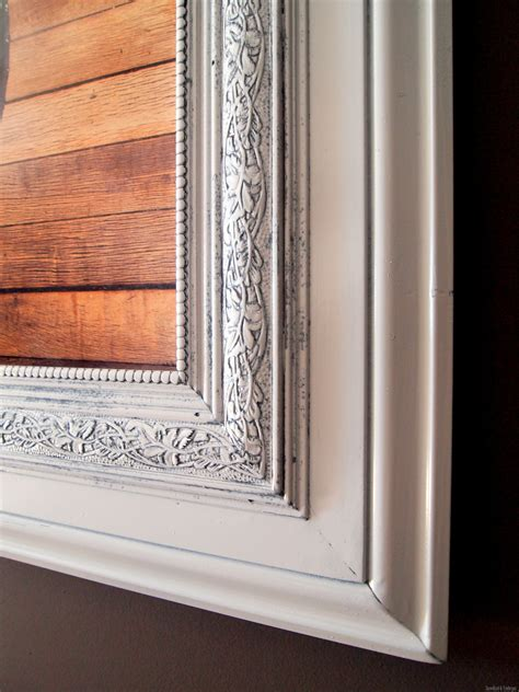 How To Make A Frame From Moulding