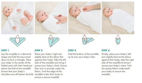 How To Make A Gauge Swaddle Blanket