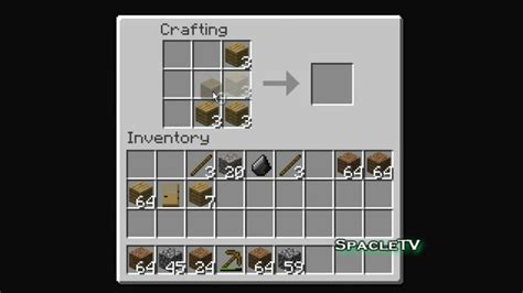 How To Make A Glass Door Minecraft