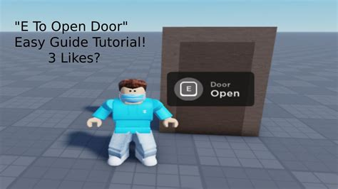 How To Make A Glass Door On Roblox Studio