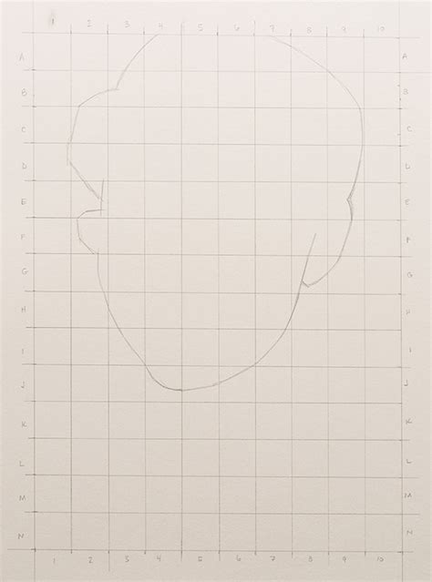 How To Make A Grid To Enlarge A Drawing