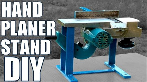 How To Make A Hand Planer Table