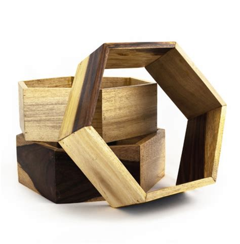 How To Make A Hexagon Box Out Of Wood