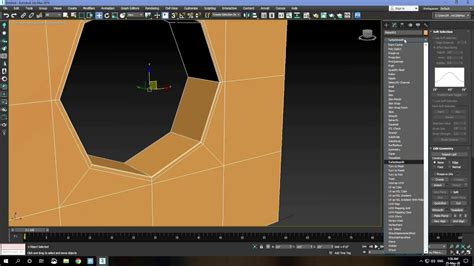 How To Make A Hole In 3dsmax