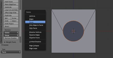 How To Make A Hole In Blender