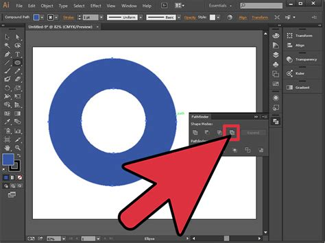 How To Make A Hole In Illustrator